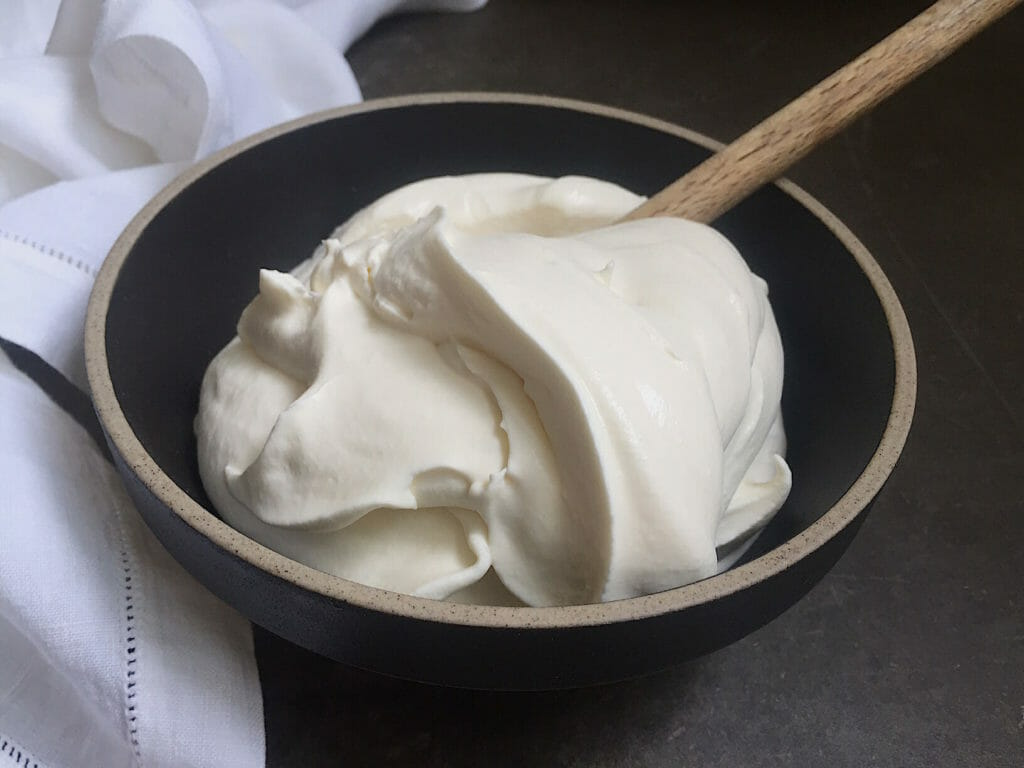 Creme Fraiche gesunde Alternativen