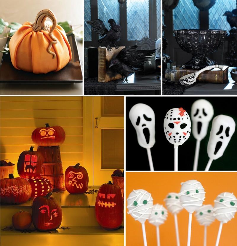 Halloween Deko Ideen und Anregungen