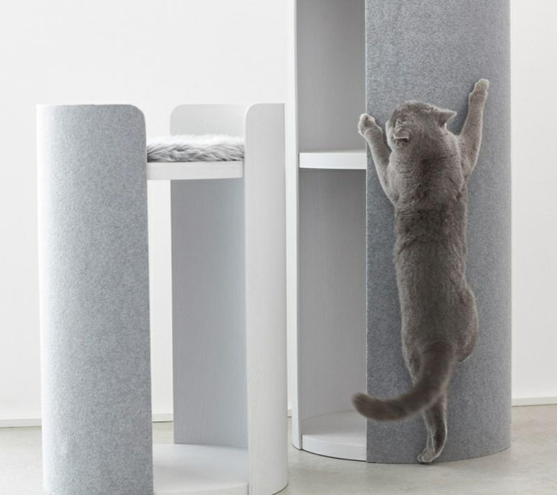 Kratzbaum DEsigner Katze