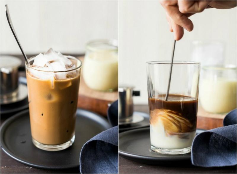 Eiskaffee veganes Rezept