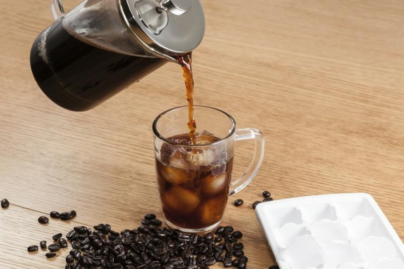 Sommergetränke Kaffee kalt zubereiten Anleitung