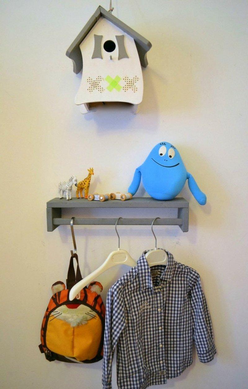 IKEA Hacks Kinderzimmer Gewürzregal umgestalten