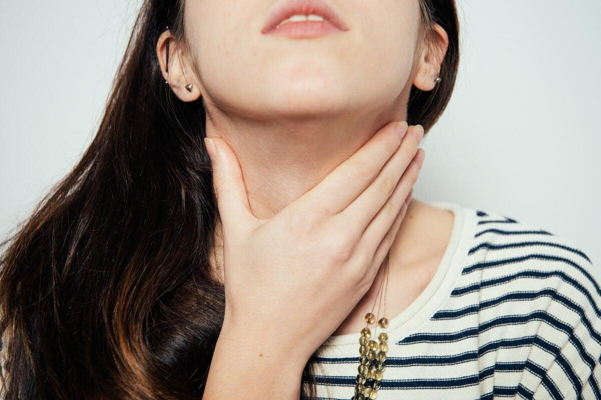 Hausmittel gegen Halsschmerzen Effekt schnell
