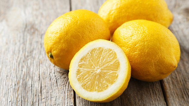 Erkältung Halsschmerzen Zitrone