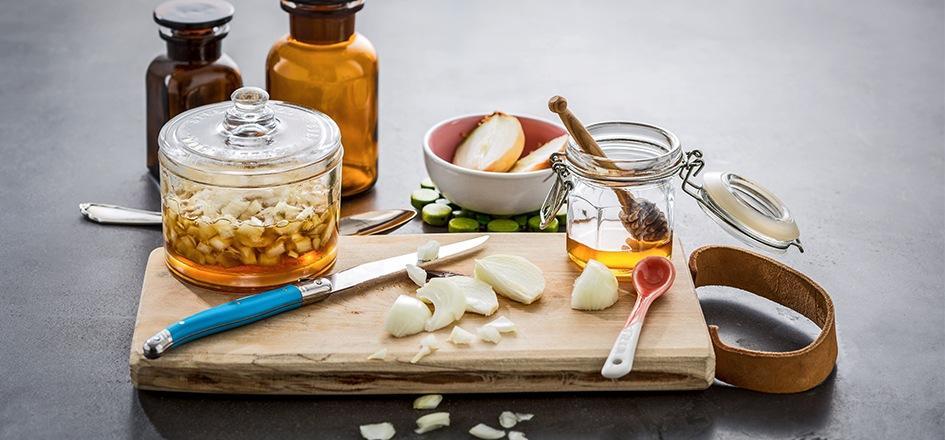 Hausmittel gegen Halsschmerzen Ideen und Tipps
