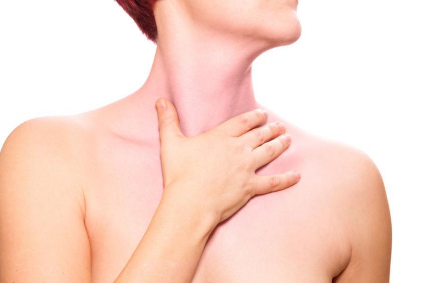 Hausmittel gegen Halsschmerzen effektvolle Rezepte