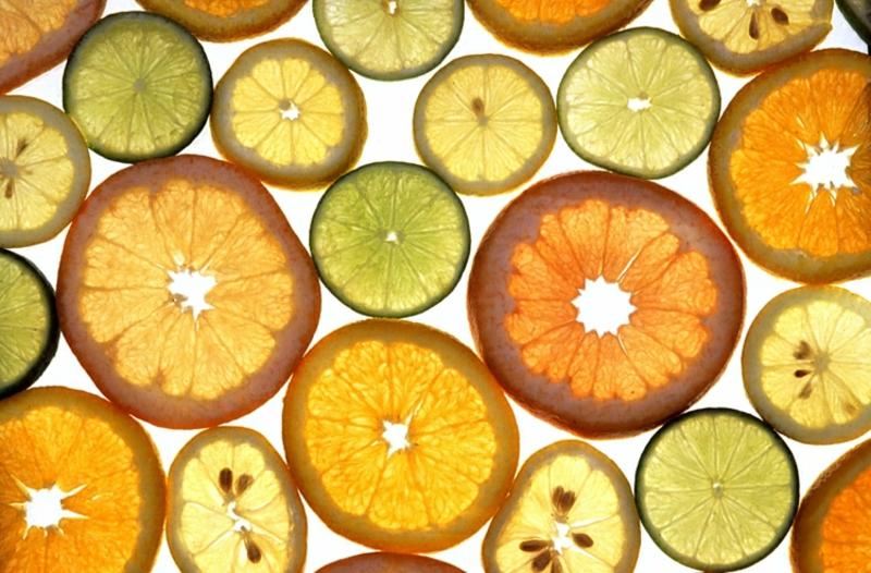 Peeling mit Fruchtsäure DIY