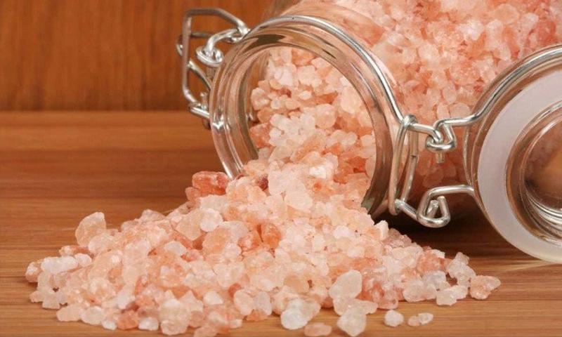 Himalaya Salz Inhalt