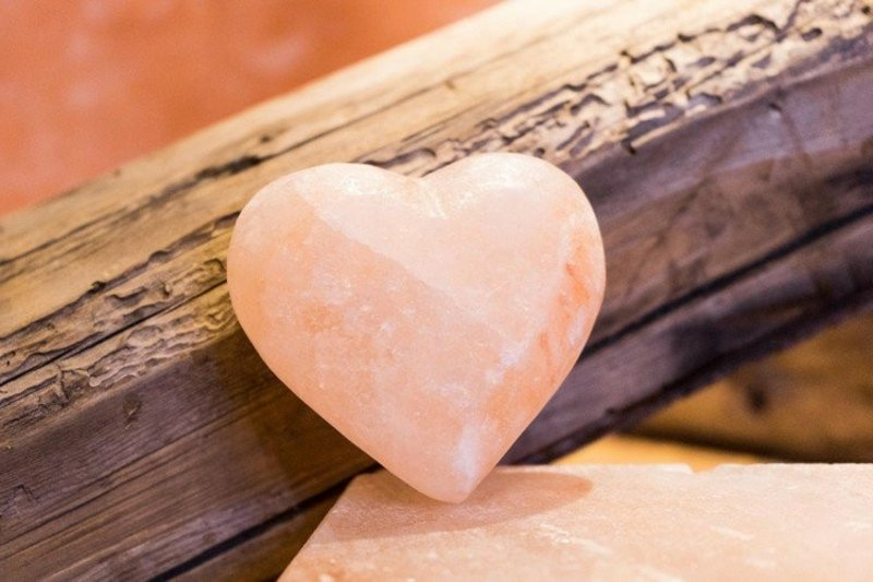 rosafarbenes Steinsalz gesundheitliche Vorteile