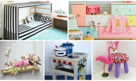 IKEA Hacks Kinderzimmer Ideen und Anregungen