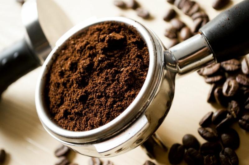 üble Gerüche entfernen Müll Kaffeesatz