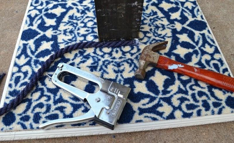 Katzenbaum selber bauen nötige Werkzeuge