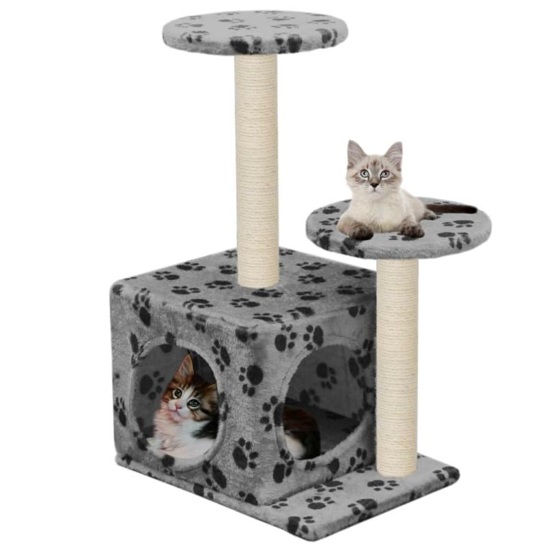 Spielhaus Katzen tolle Ideen