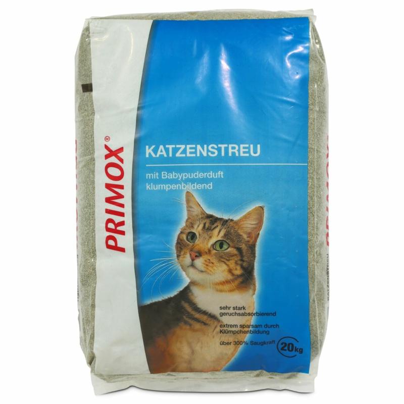 Mülleimer Küche frisch halten Katzenstreu