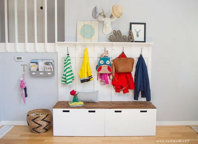 IKEA Hacks KinderzimmerKleiderhacken