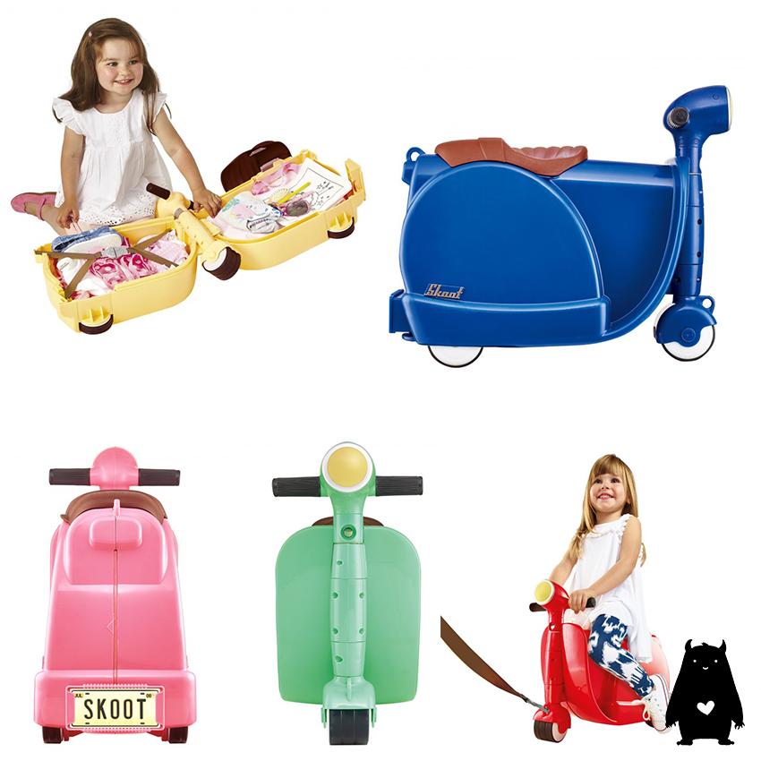 Kinderkoffer auf Rollen kaufen