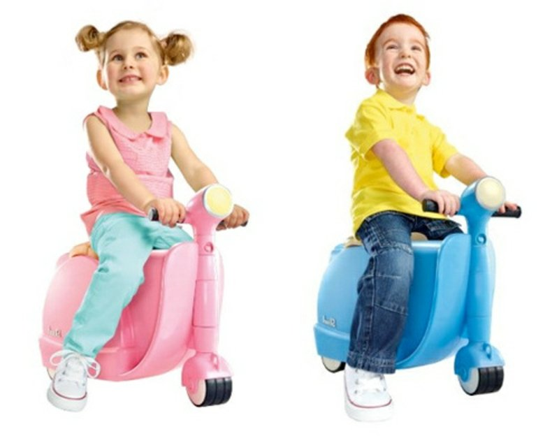 Kinderkoffer für Mädchen und Jungen