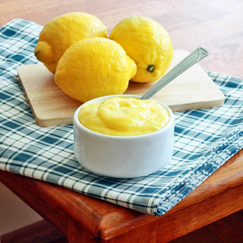 Rezepte Desserte Lemon Curd