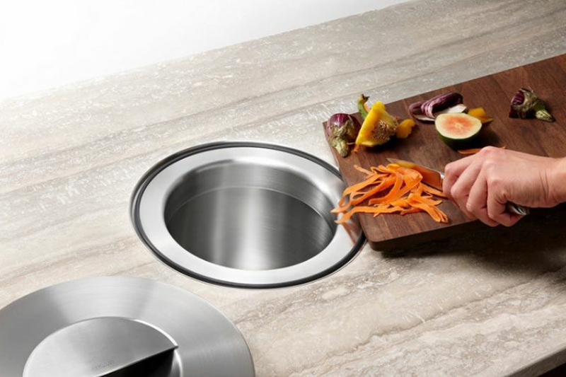 Küchenmüll organische Abfälle recyceln