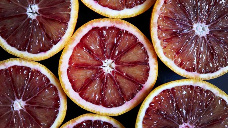 Peeling mit Fruchtsäure Rezept Grapefruit