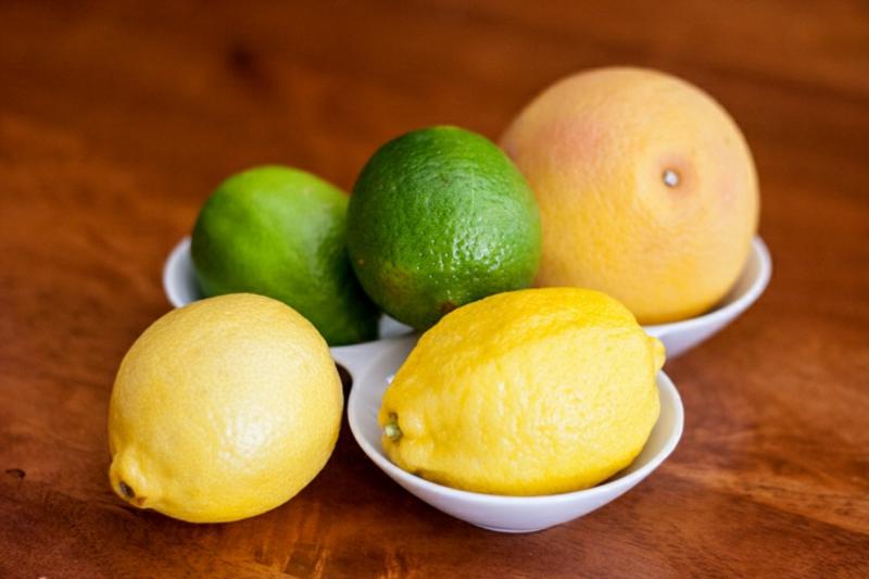 Zitronenpeeling Rezept