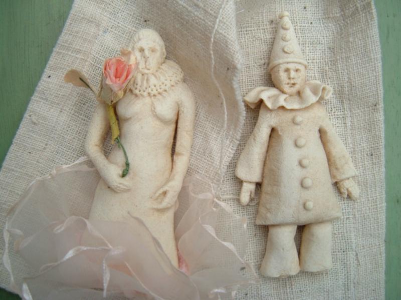 Figuren basteln und backen Teig