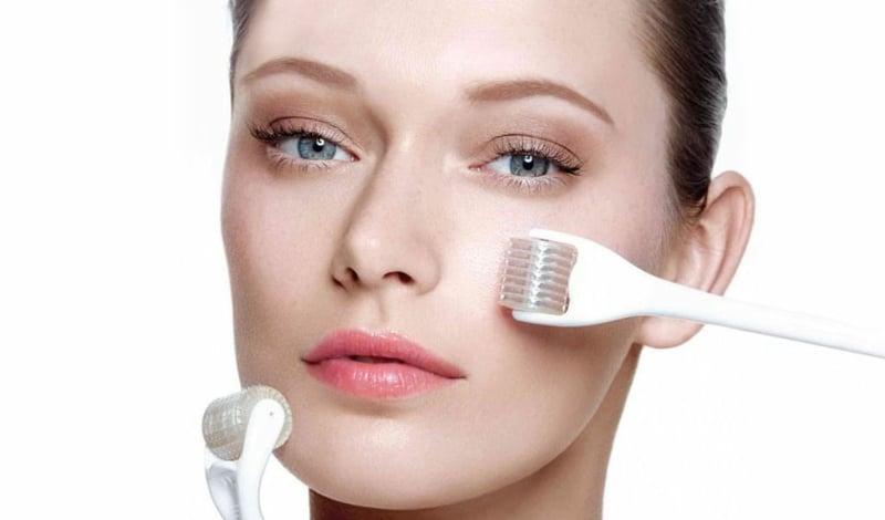 Dermaroller Hautpflege Vorteile