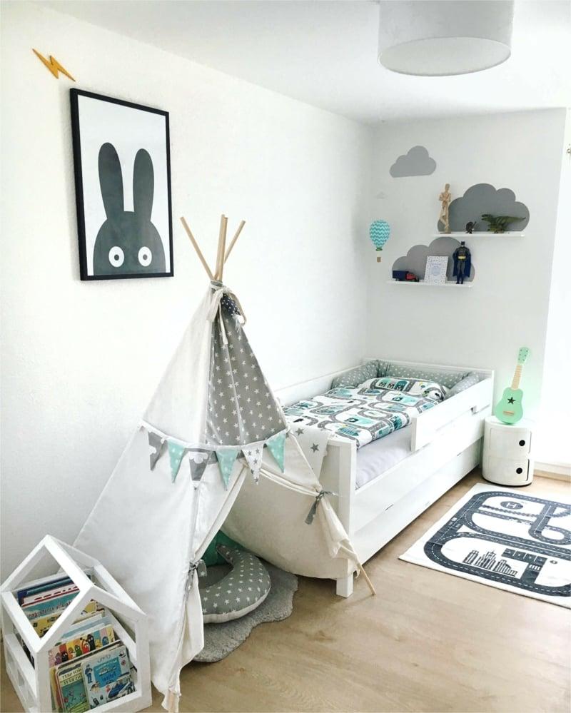 originelle IKEA Hacks Kinderzimmer