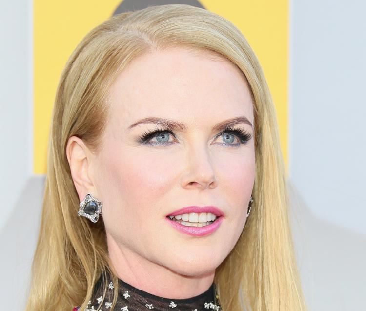 Augen größer schminken Nicole Kidman