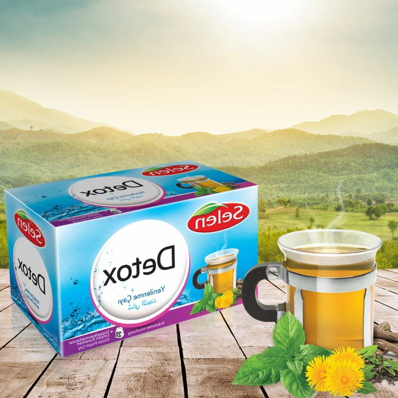 Detox Tee fertig kaufen