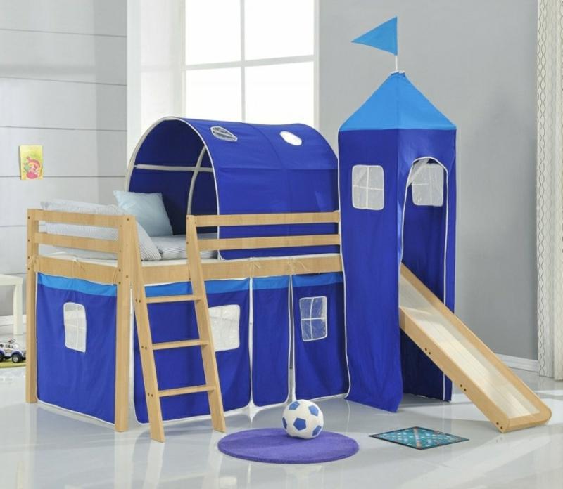 Etagenbett für das Kinderzimmer Vorteile