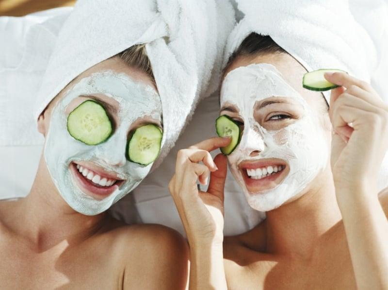 Gesichtsmaske Rezepte mit Hausmitteln