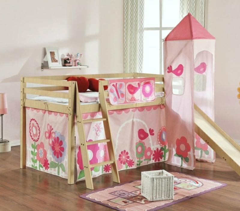 IKEA Kura Bett Kinderzimmer herrlicher Look