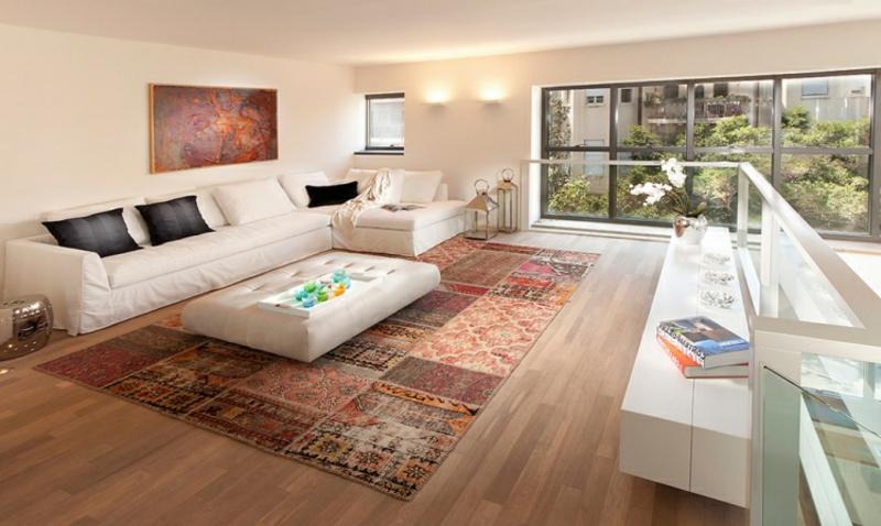 Orientteppich Patchwork herrlicher Look