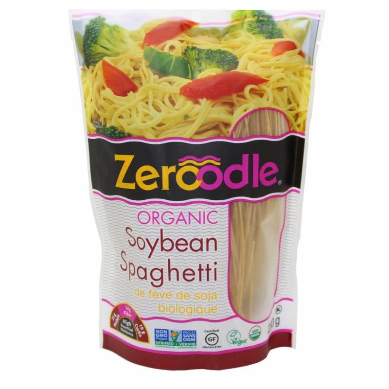 Soja Spaghetti low carb kalorienarm