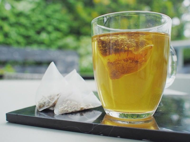 Detox Tee trinken Detox Kur