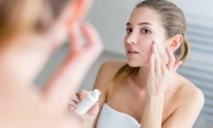 Feuchtigkeitsmaske selber machen bei trockener Haut