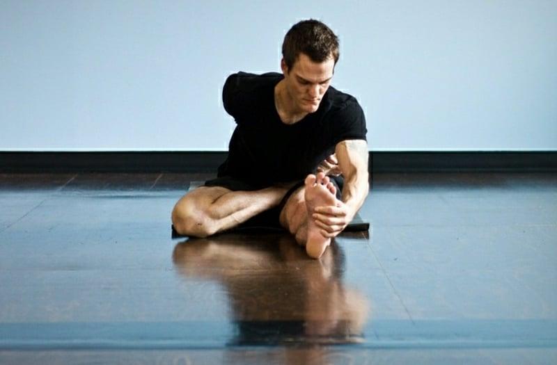 Muskelaufbau Ashtanga Yoga