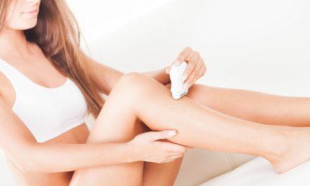 Haarentfernung Beine