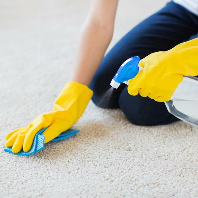 Flecken entfernen Teppichboden