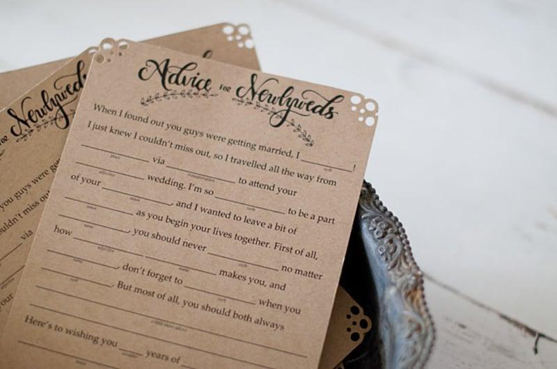 Tipps und Ideen Gästebuch Hochzeit
