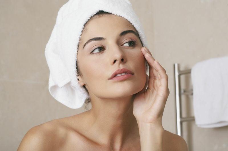 Gesichtspflege Tipps gegen trockene Haut