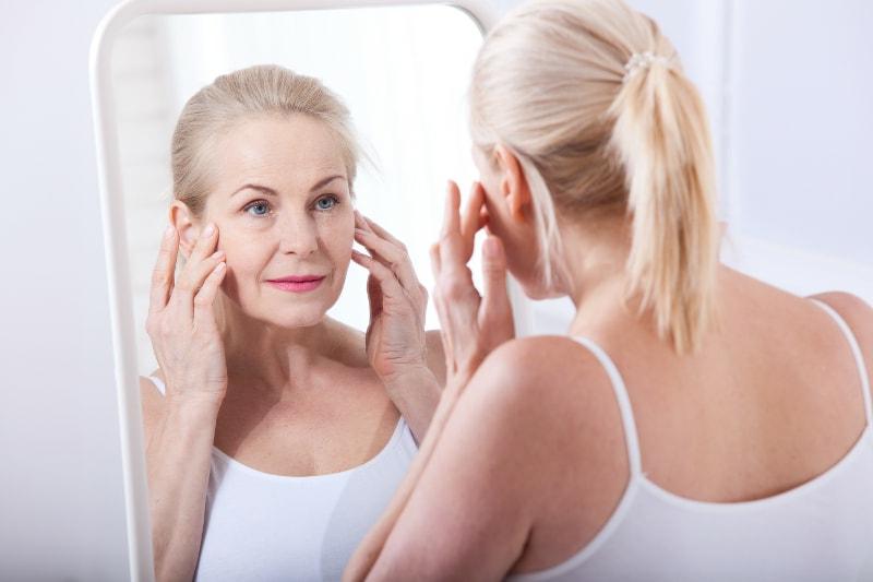 Gesichtspflege Tipps gegen Falten