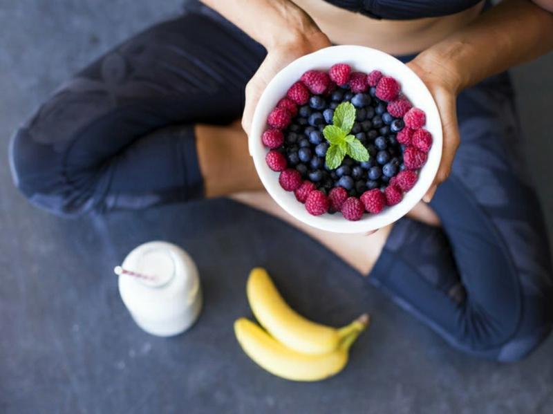 sich gesund ernähren abnehmen