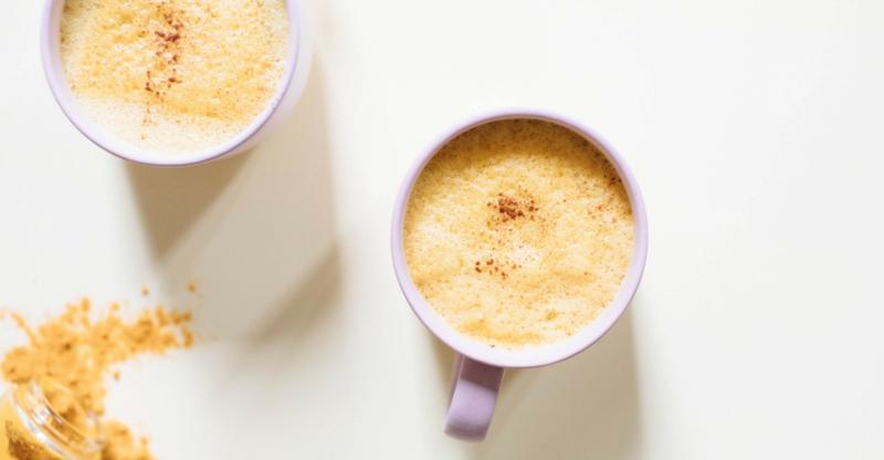 goldene Milch zubereiten nach der Originalrezept