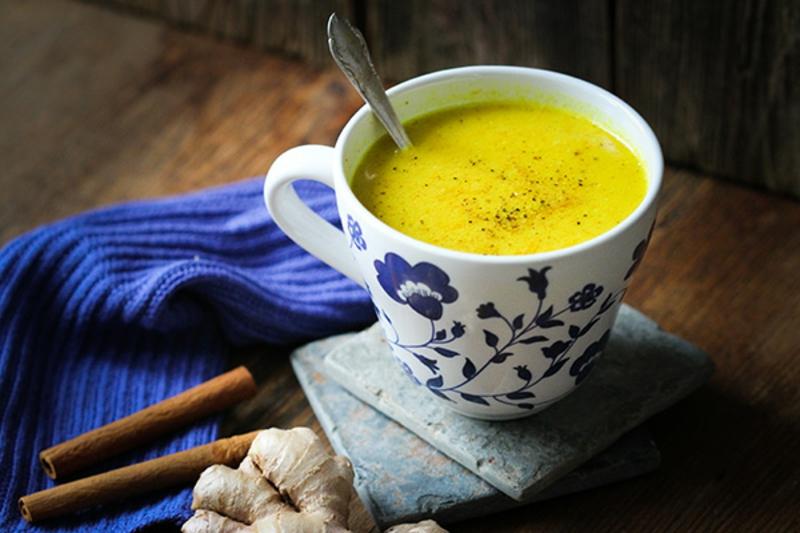 goldene Milch vegan zubereiten Tipps