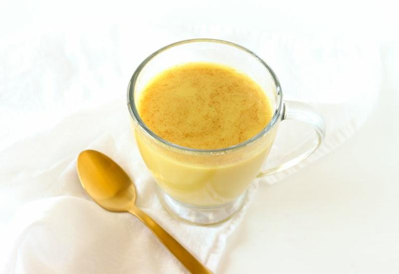 goldene Milch Wirkung auf die Gesundheit