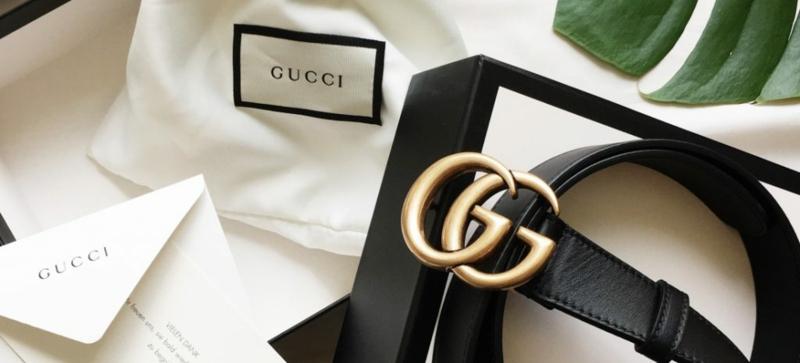 Gucci Gürtel modern