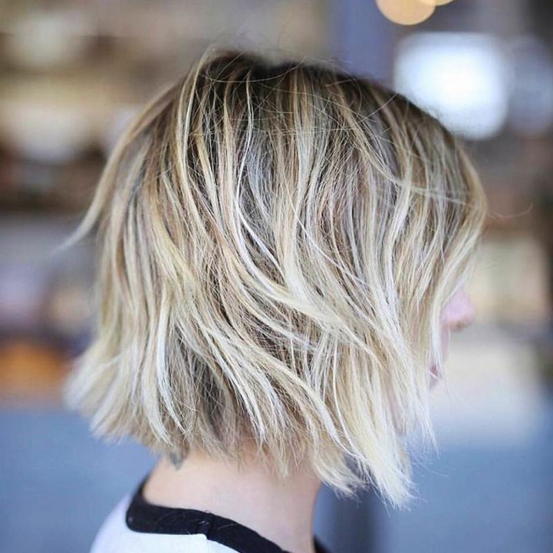 Haare blondieren wie geht es