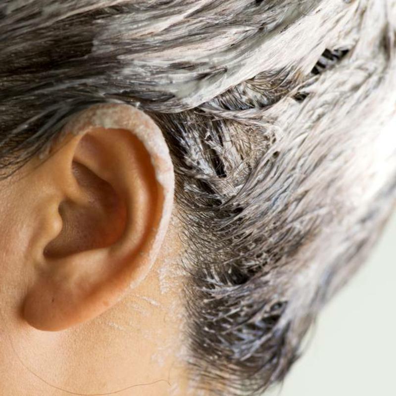 Haare selber färben Tipps und Anleitung